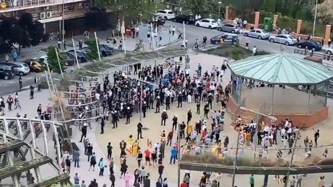 Protesta Alcorcon