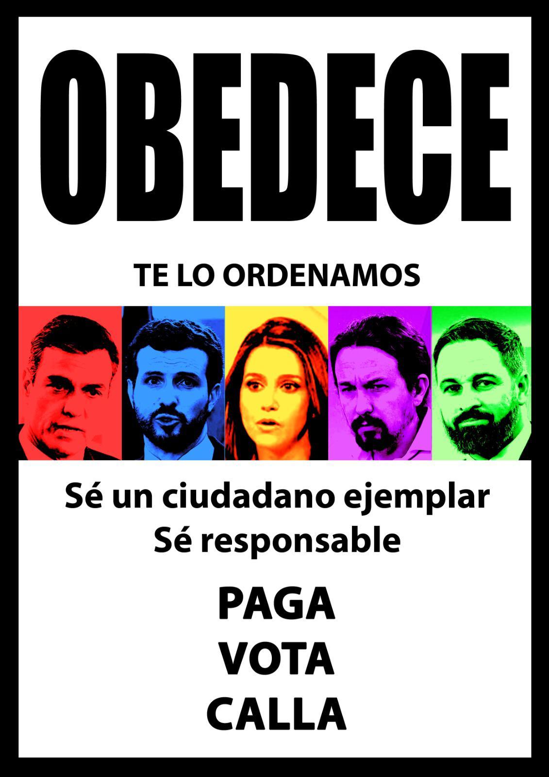 Obedece