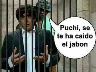 Puigdemont detenido