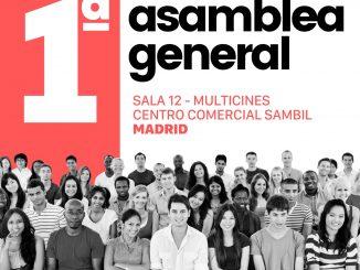 Asamblea General Junta Democrática